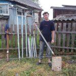 Как я сам делал абиссинский колодец
