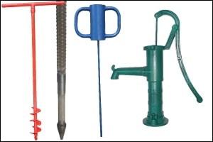Инструменты для абиссинского колодца